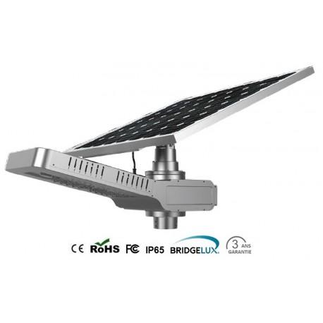 Lampadaire solaire LED intégré 20W