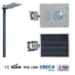 Lámpara Solar LED Integrada 5W