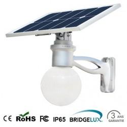 Farola solar LED integrada 4W