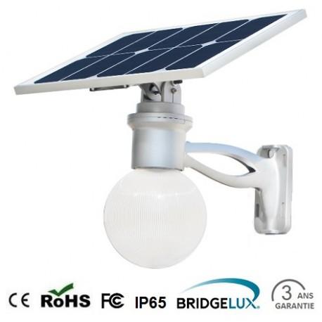Lanterne solaire LED intégré 8W
